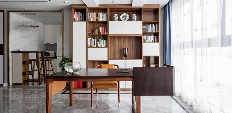 别墅装修设计之——书房设计技巧