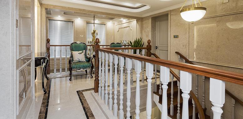 别墅装修设计之——走廊