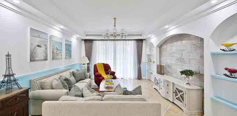 别墅装修设计之——地中海风格装修之美