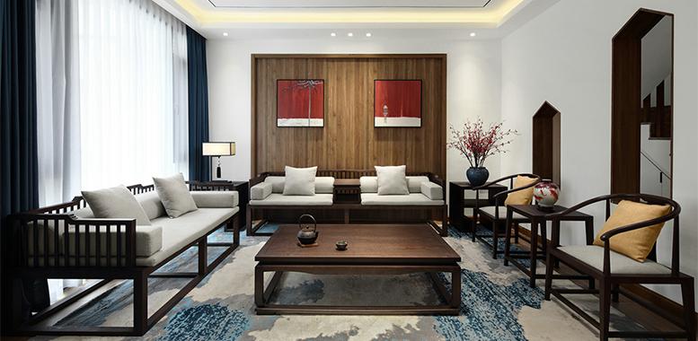 别墅装修风格之——中式装修风格设计