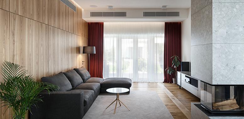 别墅装修之——客厅装修施工注意事项