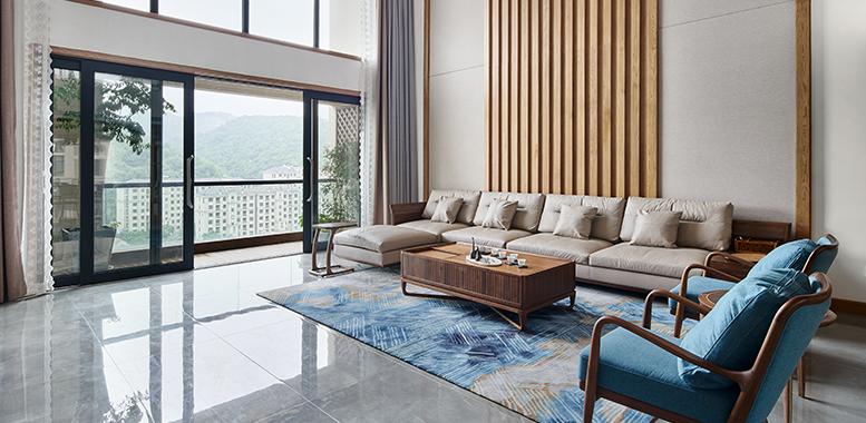 别墅装修设计之——日式风格装修