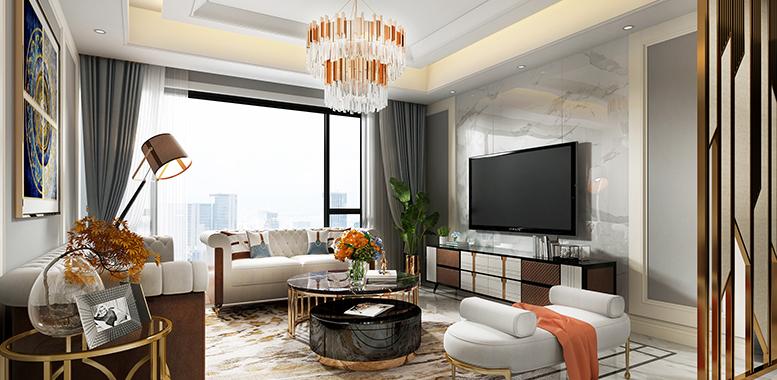 别墅装修风格之——美式风格装修五大元素