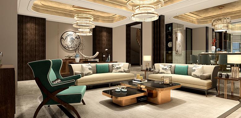 别墅装修设计之——不同居室空间的具体设计要求