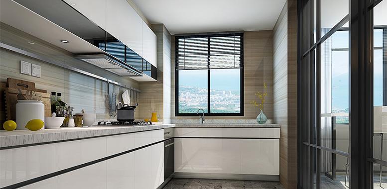 别墅装修设计之——厨房装修要点