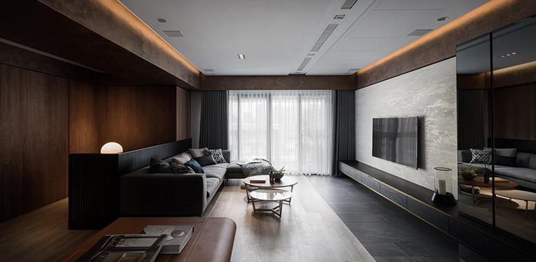 别墅装修设计之——客厅空间装修技巧