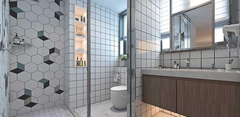 杭州别墅装修——卫生间设计要点