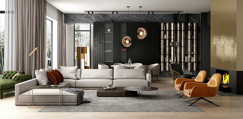 金邸装饰为你讲述杭州别墅装修设计的五大要点