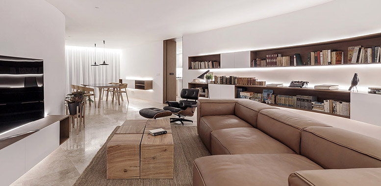 杭州别墅装修设计中的沙发选购注意事项有哪些?