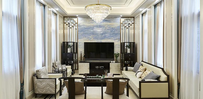 新中式风格杭州别墅装修怎么做?金邸装饰告诉你