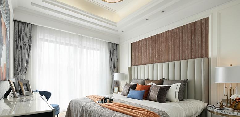 杭州别墅装修设计中的父母房装饰装修设计要点