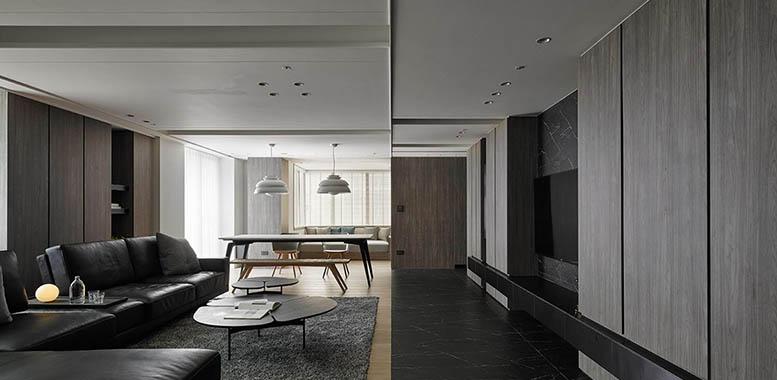 杭州别墅装修储物间设计,让生活更便捷,更舒适!