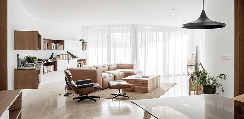 如何用现代简约风格打造一个舒适的家?杭州别墅装修