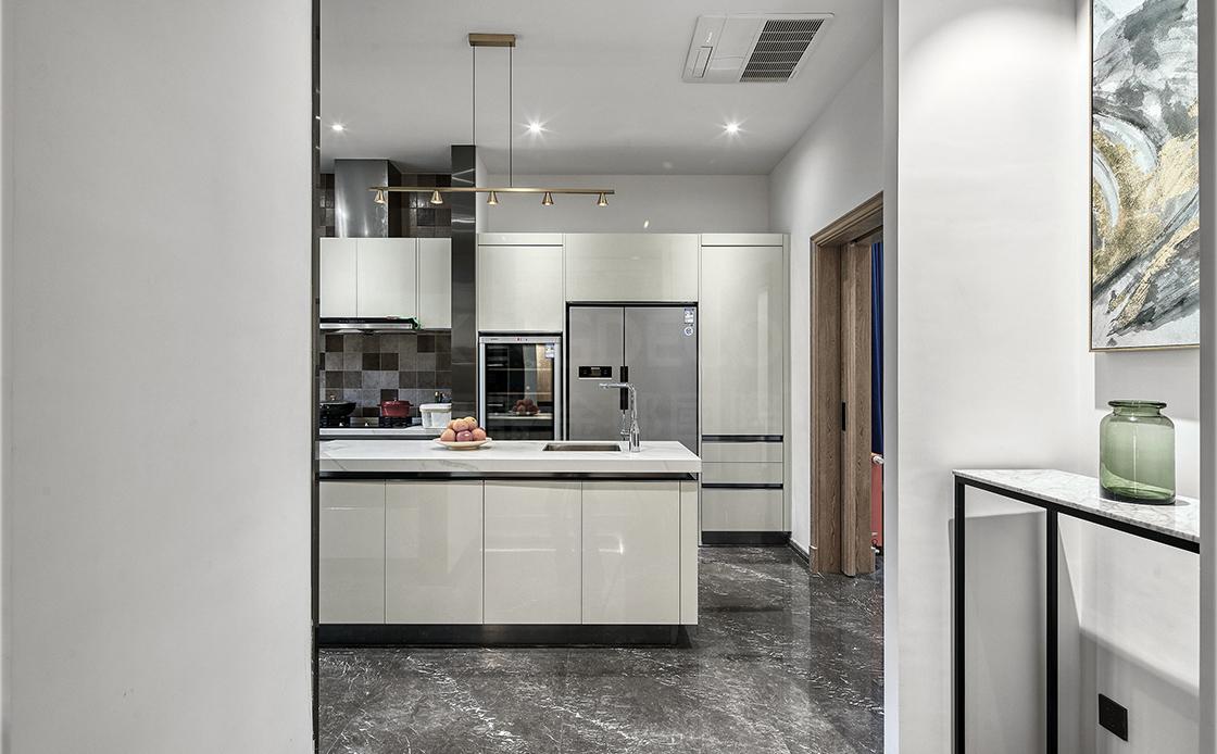 别墅空间设计——打造简约自然的现代家居生活