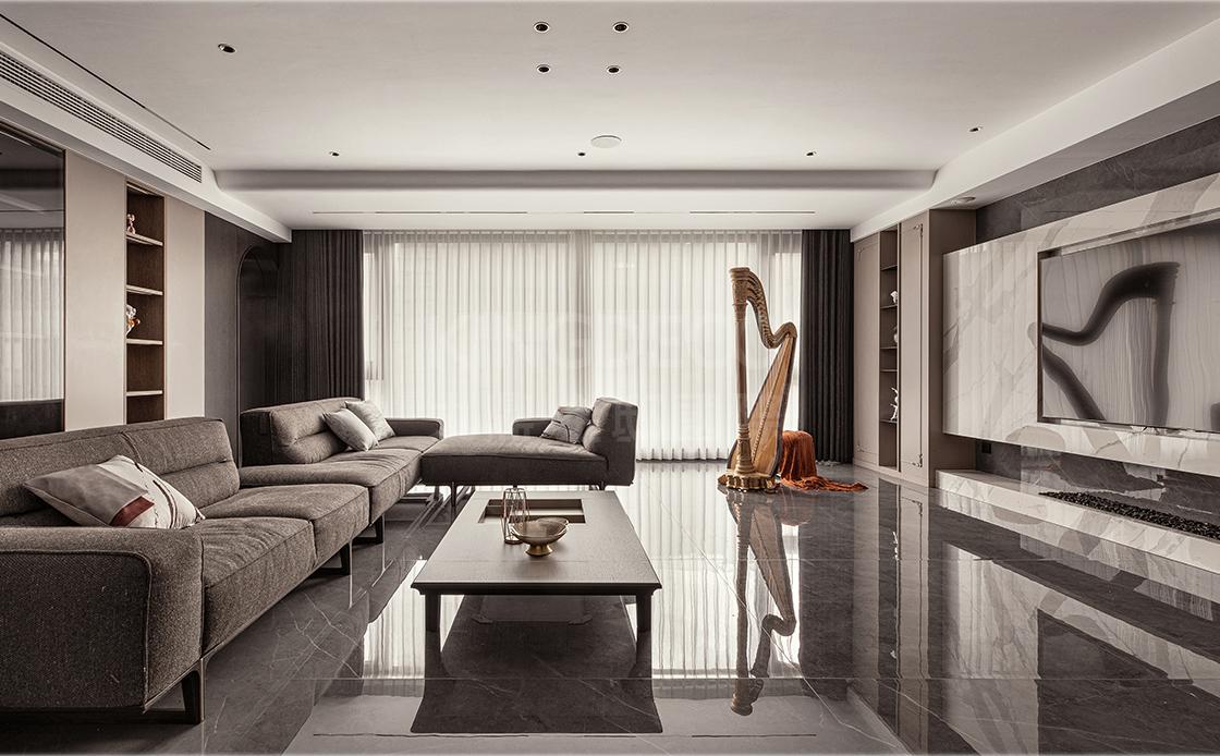 舒适自然、雅奢兼备,不一样的别墅空间设计!