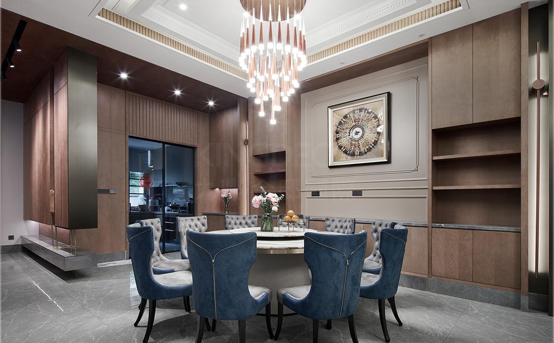杭州别墅设计的关键是什么?别墅空间设计