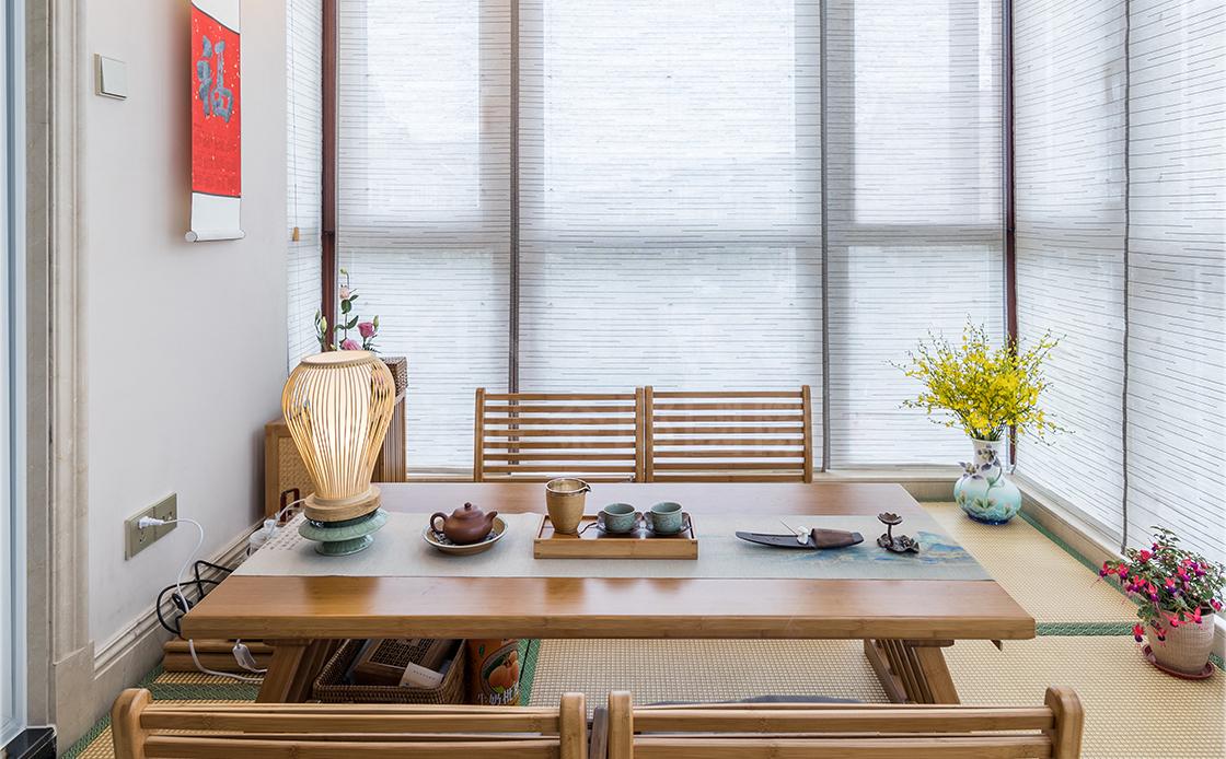 都市里的别墅空间设计,内心的自然家居生活