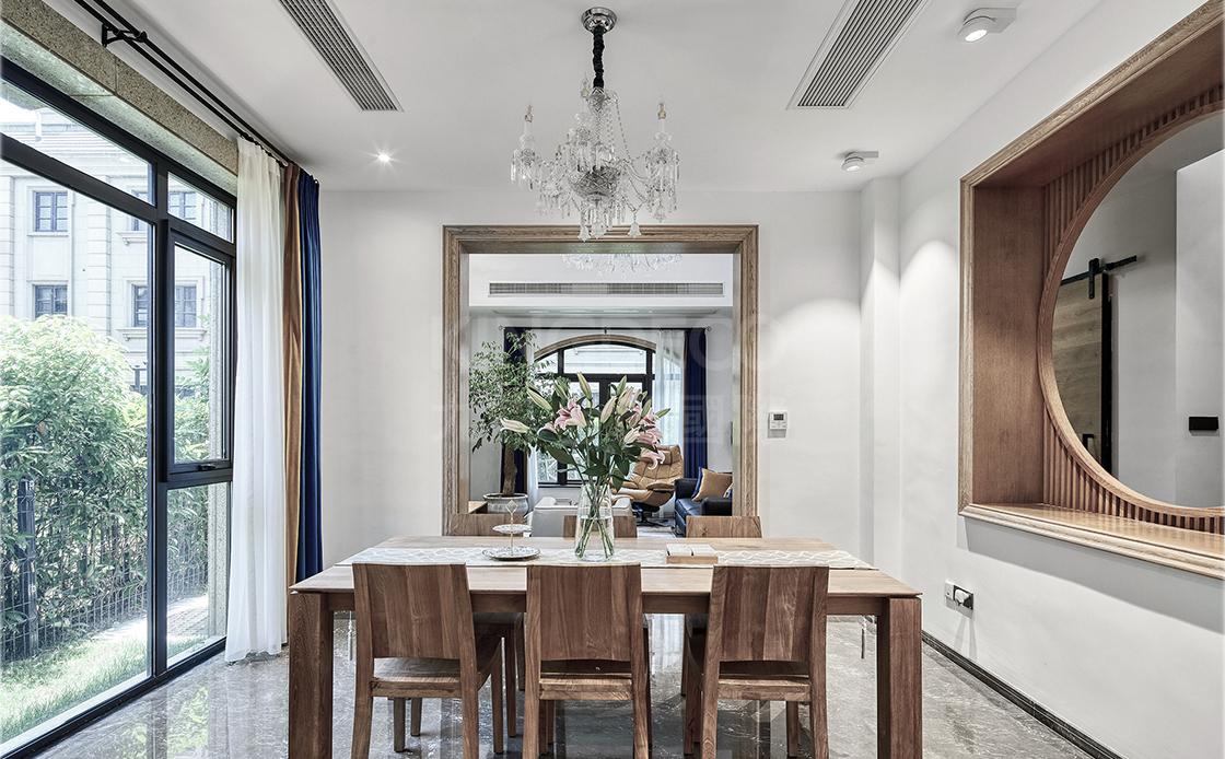 别墅空间设计的整体与细节 | 温柔的居住体验