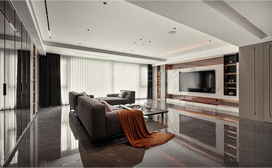 别墅软装设计:打造自然雅致的家居生活空间