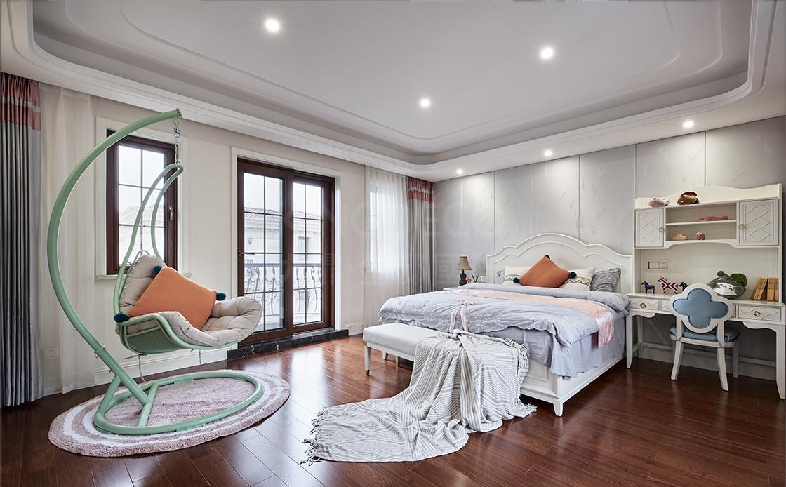 现代别墅空间里的软装设计,有种融合的魅力!