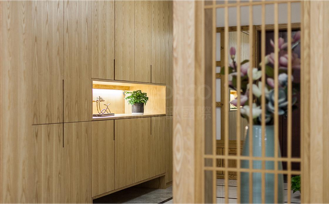隔断在别墅空间设计中的运用,有多大魅力?